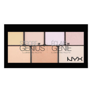 Strobe of Genius Illuminating Palette | NYX Cosmetics