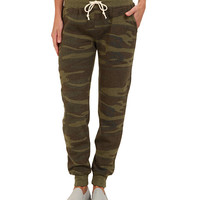 Alternative Eco Fleece Jogger Pant Camo - Zappos.com Free Shipping BOTH Ways