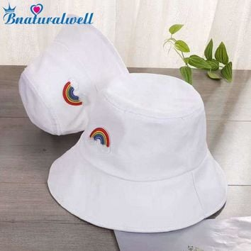 Bnaturalwell Kids Bucket hat Sunbonnet Children Beach hat Boys girls Summer hat Sewing pattern tutorial Cotton panama H026D