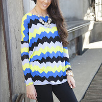 Chevron Leggings Tunic