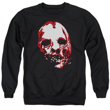 American Horror Story - Bloody Face Adult Crewneck Sweatshirt