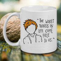 Ed Sheeran quote Mug, Tea Mug, Coffee Mug