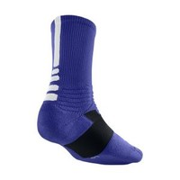 The Nike Hyper Elite Basketball Crew Socks.