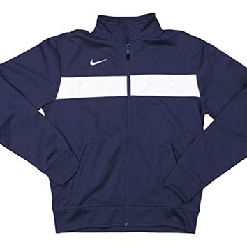 Nike Womens Franchise Athletic Warm-Up Jacket