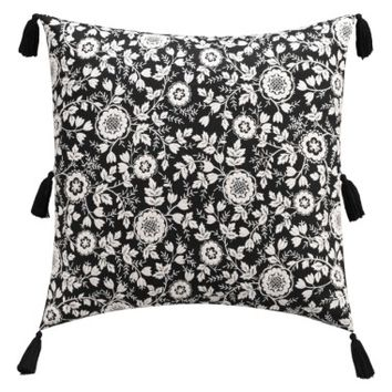 cupcakes and cashmere Folk Floral Euro Sham | Nordstrom