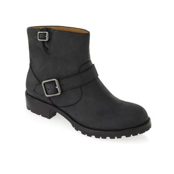 ROCKET RIDER NUBUCK 25MM ANKLE BOOT