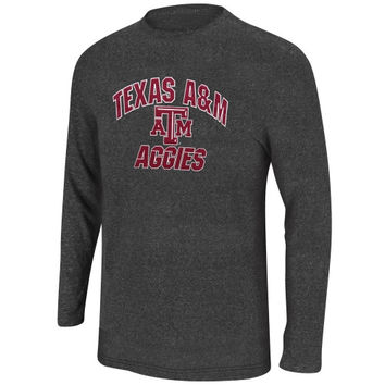 Texas A&M Aggies Majestic Flawless Victory Long Sleeve T-Shirt – Black