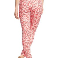 Old Navy | Women's The Rockstar Printed Skinny Jeans