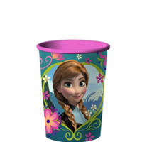 Frozen Favor Cup - 16oz Plastic Cup- Party City