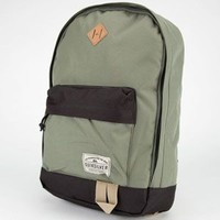 Quiksilver Hunter Backpack Army One Size For Men 22920348101