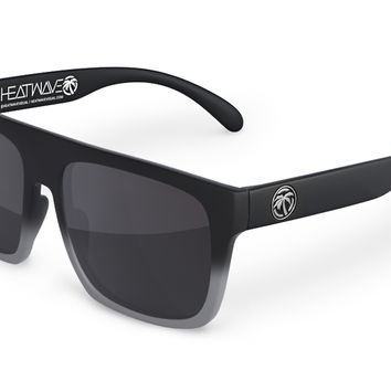 Regulator Sunglasses: Steel Gray Fader