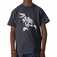 Wile E. Coyote Scheming Tee Shirt from Zazzle.com