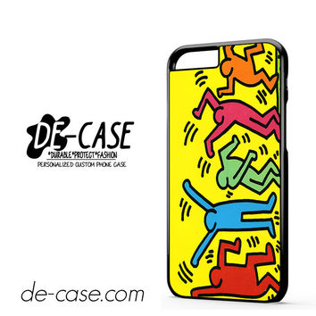Keith Haring Pop Art For Iphone 6 Iphone 6S Iphone 6 Plus Iphone 6S Plus Case Phone Case Gift Present