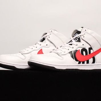 Free Shipping  Nike Dunk Lux X UNDFTD Basketball Sneakers 13fb41a9c