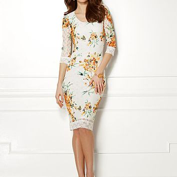 Eva Mendes Collection - Lauren Sheath Dress - New York & Company