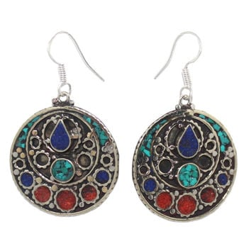 Boho gypsy earrings