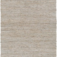 Gideon Natural Fibers Area Rug Blue, Neutral