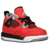 Jordan Retro 4 - Boys' Toddler at Champs Sports