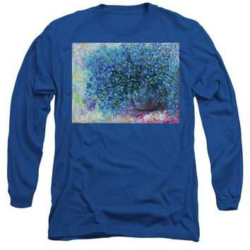 Bouquet Of Forget Me Nots - 2 - Long Sleeve T-Shirt