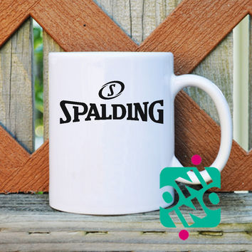 Spalding Coffee Mug, Ceramic Mug, Unique Coffee Mug Gift Coffee