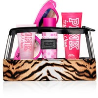 Girls Night In Fresh & Clean Gift Bag - PINK - Victoria's Secret