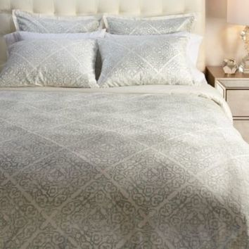 Paloma Bedding - Eucalyptus | Hadley Bedroom Inspiration | Bedroom | Inspiration | Z Gallerie