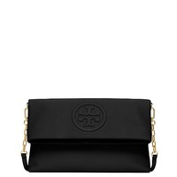 Tory Burch Bombé Fold-over Clutch