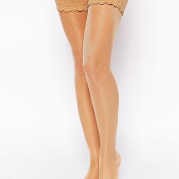 Wolford Satin Touch 20 Denier Hold Up Tights