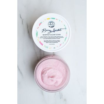 Berry Sorbet - Whipped Sugar Scrub