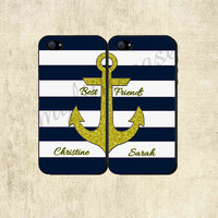 Best Friends iPhone Case  iPhone 5 Case  iPhone 4 by mylittlecase
