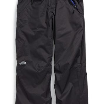 The North Face Girl's 'Snowquest' Triclimate Waterproof Snowsports Pants,