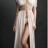 Vanity Table Peignoir in  SHOP The Bride Bridal Lingerie at BHLDN