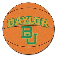 Baylor Bears NCAA Basketball Round Floor Mat (29)