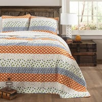 Assa 3 PC Quilt Bedding Bed Collection