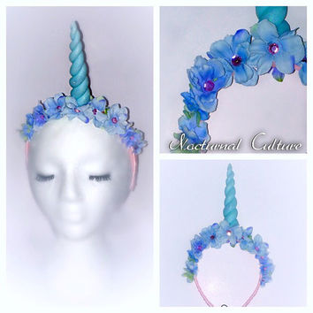 Unicorn headband, Unicorn Headpiece