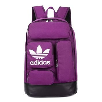 ADIDAS College wind sports outdoor leisure bag computer bag travel bag Shoulder Backpack G-A-MPSJBSC