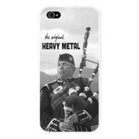 Bagpipes Heavy Metal iPhone 5 Case> iPhone 5 Cell Phone Cases> Cross Threads