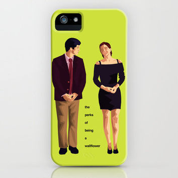 The Perks of Being a Wallflower iPhone Case by greta skagerlind | Society6