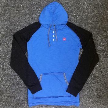 Harbor Hoodie Blue/Black (SM/MD)