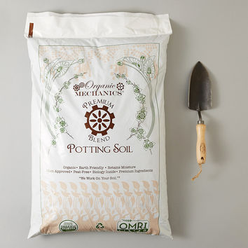 Organic Mechanics Premium Blend Potting Soil
