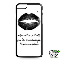 Marilyn Monroe Lips iPhone 6 Plus Case | iPhone 6S Plus Case