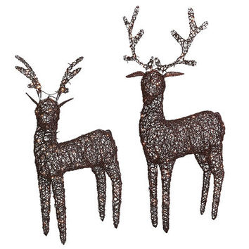 Pre-Lit LED Brown Deer$169.95 - $249.95