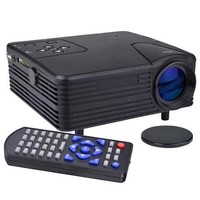 Mini Digital LED Display Movie Video Projector Home Theater Media Player w/HDMI - Walmart.com