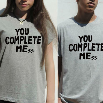 You Complete Mess shirt Luke Hemmings t shirt men women five Seconds of Summer fans dope youth style also Tank top By FavoriTee