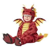 California Costumes Adorable Dragon Halloween Party Costume Set