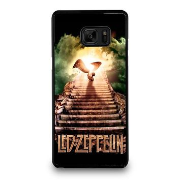 LED ZEPPELIN STAIRWAY TO HEAVEN Samsung Galaxy Note 7 Case Cover