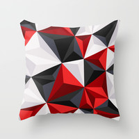 Cairo (Diamond #02) Throw Pillow by Azarias