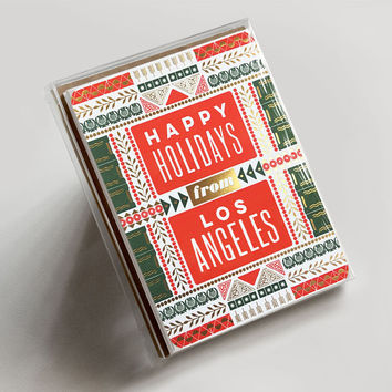 Happy Holidays from Los Angeles Boxed Set