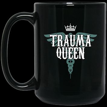 Nurse Mug - Trauma Queen
