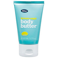 Bliss Lemon+Sage Body Butter Maximum Moisture Cream